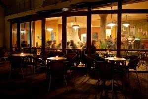 Restaurantul Zahradní Restaurace, Praga