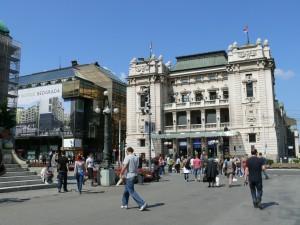 Centrul Belgradului