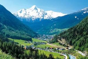 Austria pe timp de vara