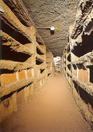 Catacombele Priscilla