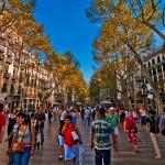 Las Rambla Barcelona