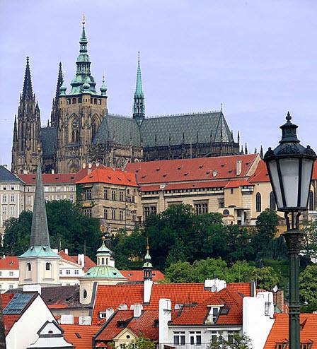 Praga, Bazilica Sf. Vit