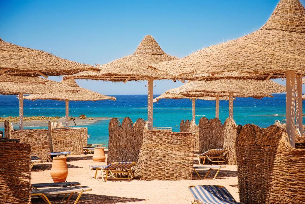 Hurghada-beach..